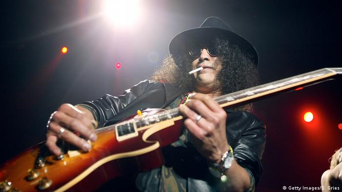 Guns n Roses Slash 2003