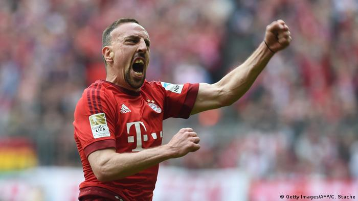 Franck Ribery, (Getty Images/AFP/C. Stache)
