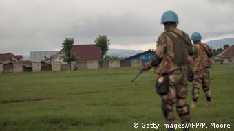 Mission der Vereinten Nationen in der Demokratischen Republik Kongo MONUC (Getty Images/AFP/P. Moore)