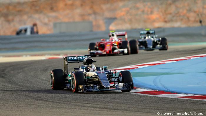 Qualifying in Bahrain. Foto: dpa-pa