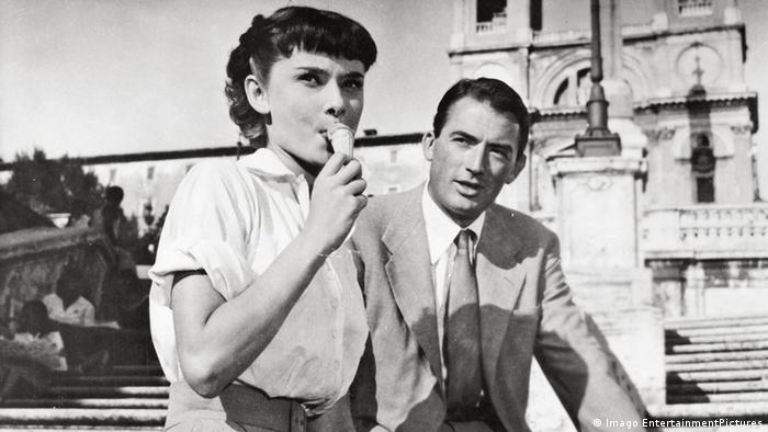 Gregory Peck Roman Holiday 1953