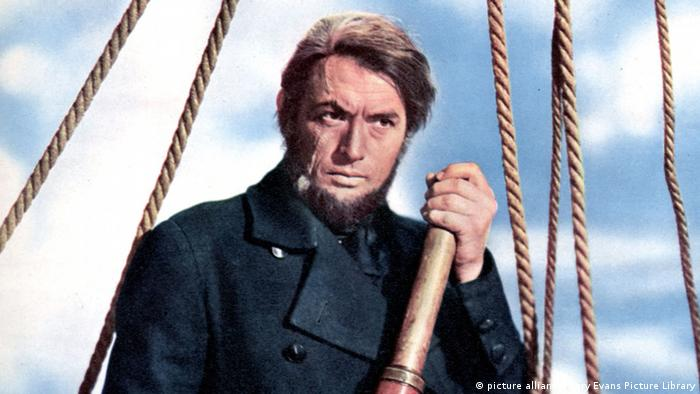 Gregory Peck Moby Dick 1956