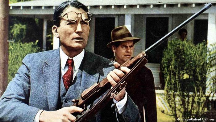 Gregory Peck To Kill a Mockingbird 1962