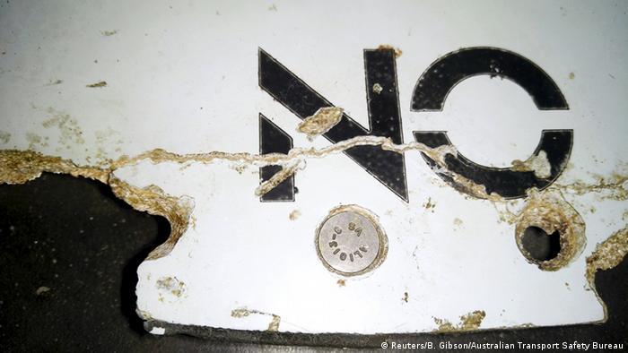 Wrackteil Flug MH370 Untersuchung in Australien Mosambik