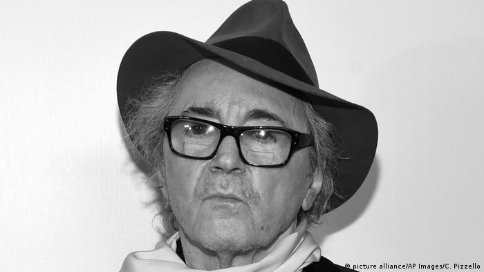 USA Argentinischer Musiker Gato Barbieri in Las Vegas