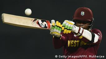 Indien Cricket Finale Herren England gegen West Indies ICC World Twenty20 (Getty Images/AFP/I. Mukherjee)