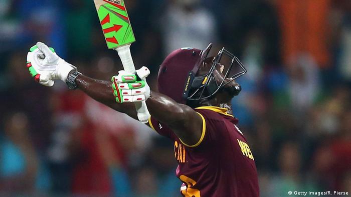 Indien Cricket Finale Herren England gegen West Indies ICC World Twenty20