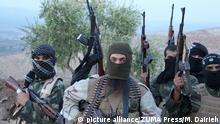 Syrien IS Al-Nusra Front Kämpfer