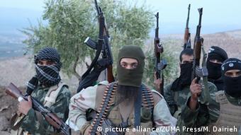 O Ζαΐντ εντάχθηκε πρώτα στο μέτωπο Αλ Νούσρα
