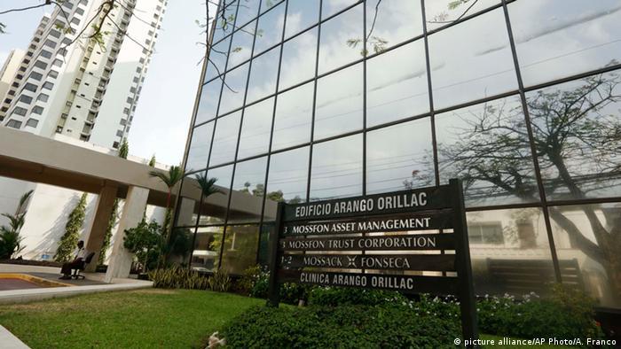 Panama Gebäude Mossack Fonseca