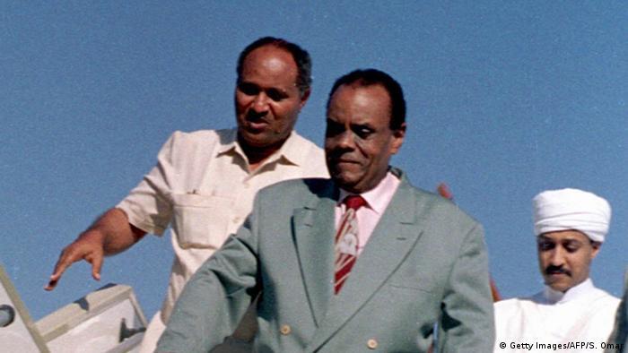 Sudan Ahmad Ali al-Mirghani Ex-Präsident