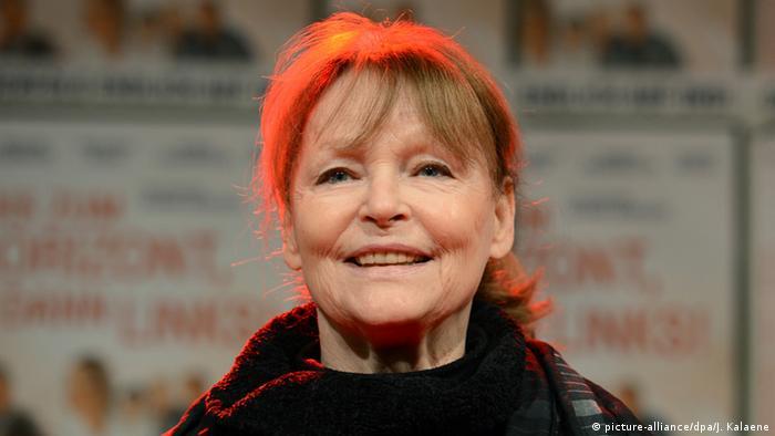 Schauspielerin Angelica Domröse Ist 75 Alle Multimedialen Inhalte