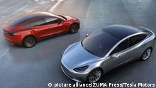 Tesla Modell 3