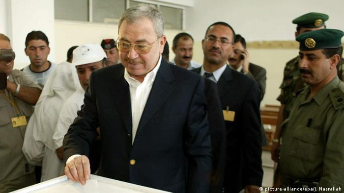 Jordanien Ali Abu Al-Ragheb Ex-Premierminister