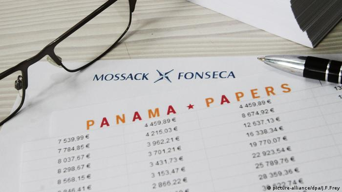 Panama Papers Mossack Fonseca (picture-alliance/dpa/J.F.Frey)