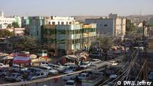Somaliland Reportage Verkehr in Hargeisa
