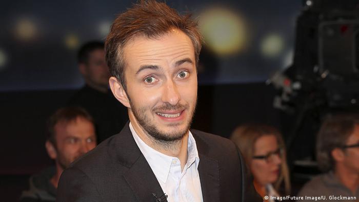 Jan Böhmermann (Foto: DPA)