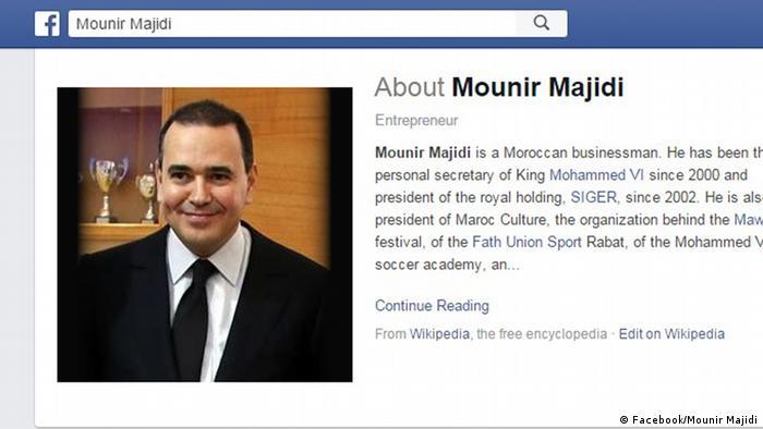 Facebook Mounir Majidi