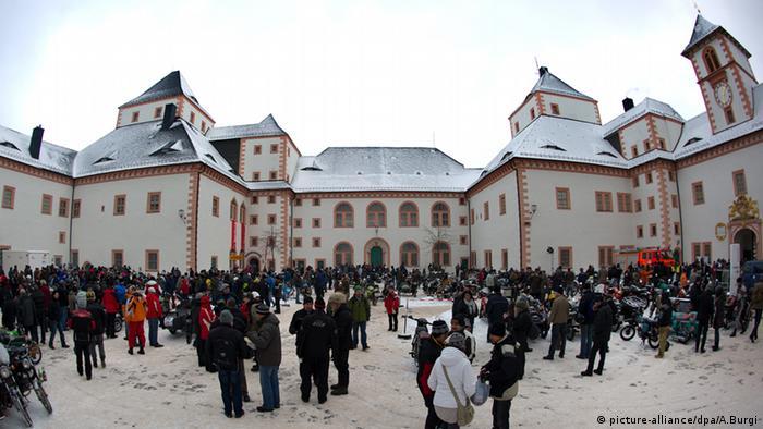 Castelo e albergue Augustusburg