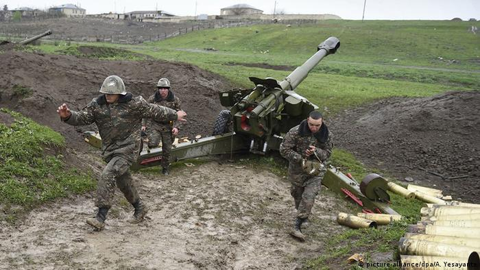 Berg-Karabach Kämpfe