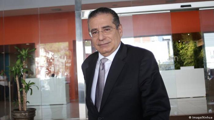 Ramon Fonseca Mora Direktor und Gründer der Firma Mossack Fonseca