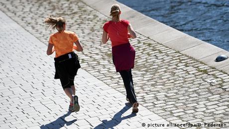 Joggen in Deutschland