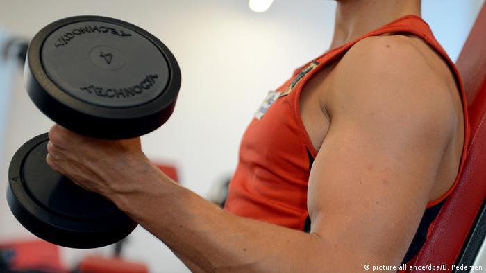 Тренуйте м'язи