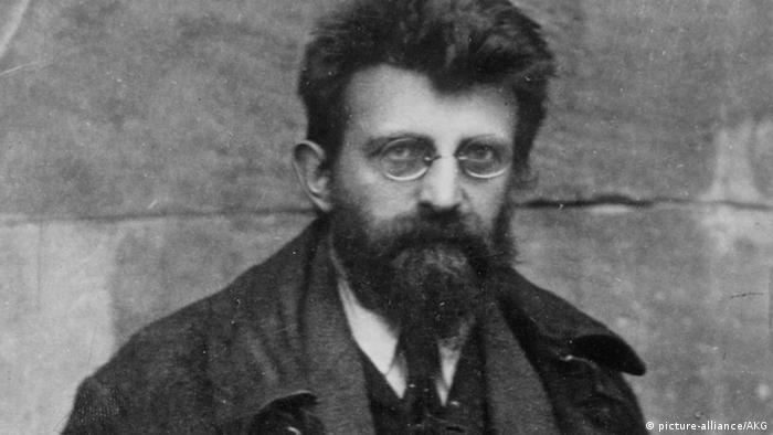 Deutschland Erich Mühsam