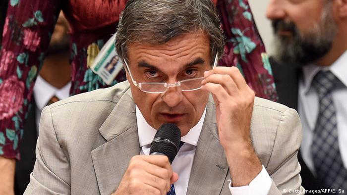 Brasilien Attorney General Jose Eduardo Cardozo