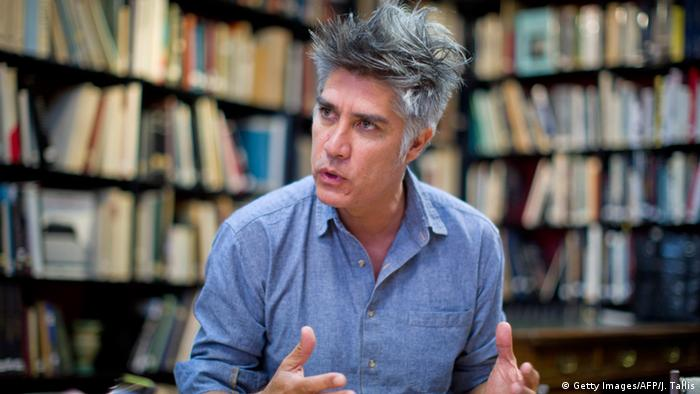 Chile Alejandro Aravena, copyright: Getty Images/AFP/J. Tallis