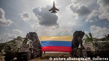 Venezuela Armeemanöver