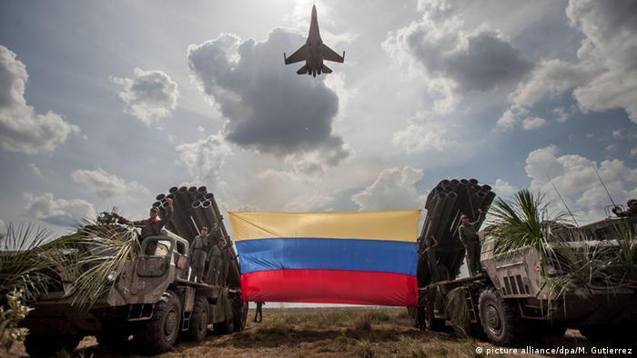 Todo sobre las fuerzas de seguridad en Venezuela | América