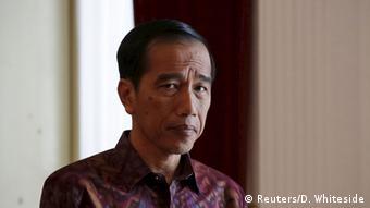 Indonesien Jakarta Präsident Joko Widodo (Foto:Reuters)