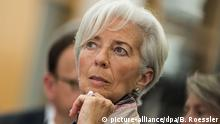 Frankfurt am Main Universität IWF-Chefin Christine Lagarde