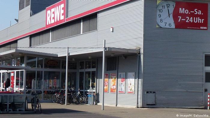 Supermercados não abrem aos domingos na Alemanha