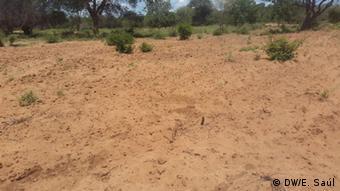 Mosambik Chicualacuala Wasserknappheit