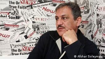 افشار سلیمانی، کارشناس مسائل منطقه و سفیر سابق ایران در باکو و کیف