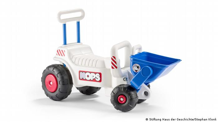 The toy car 'Mops' - Copyright: Stiftung Haus der Geschichte / Stephan Klonk