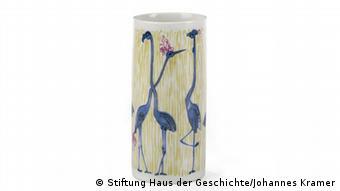 East German design, porcelain vase, Copyright: Stiftung Haus der Geschichte/Johannes Kramer