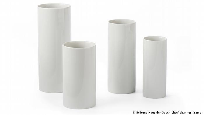 Porcelain vases, Copyright: Stiftung Haus der Geschichte / Johannes Kramer
