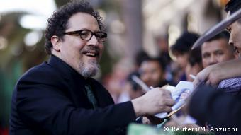 Director Jon Favreau at Jungle Book premiere in Hollywood, Copyright: Reuters/M. Anzuoni