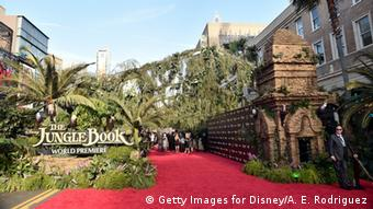 Jungle Book premiere in Hollywood, Copyright: Getty Images for Disney/A. E. Rodriguez