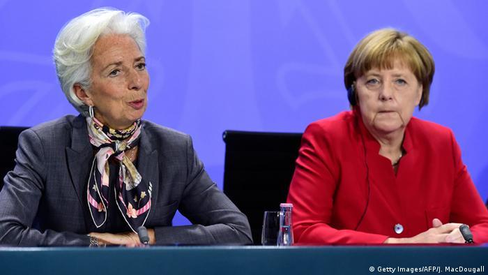 Скандал с офшорами: Меркель и Лагард подчеркнули необходимость решительной борьбы с коррупцией в Украине