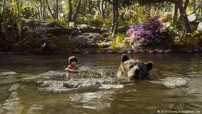 Filmstill Das Dschungelbuch The Jungle Book