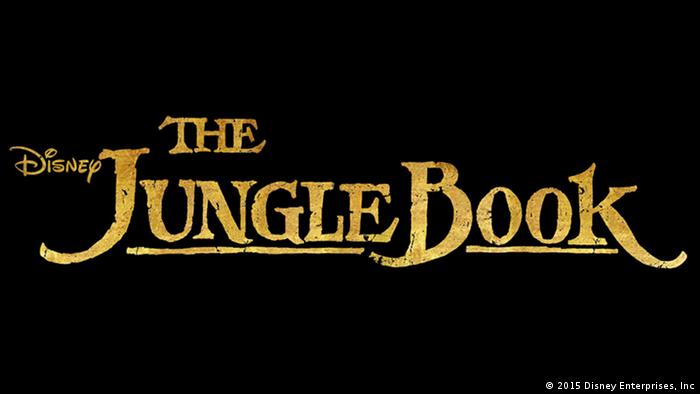 Logo Das Dschungelbuch The Jungle Book (2015 Disney Enterprises, Inc)