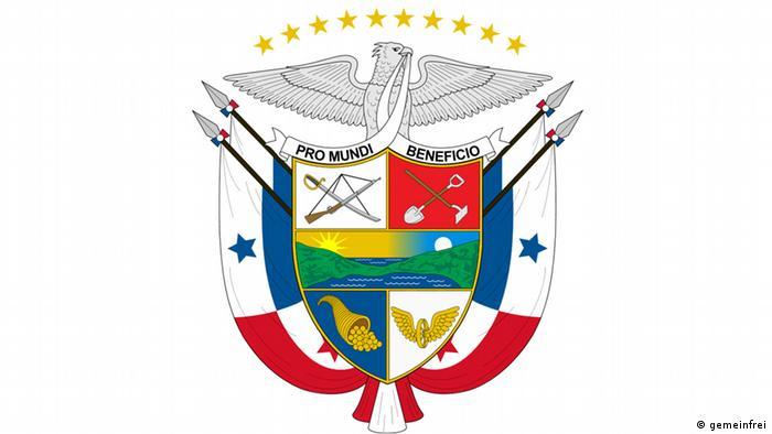 Panama Staatswappen