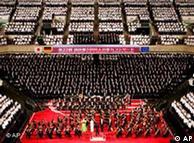Coro de 5 mil amadores canta a 'Ode à Alegria' no Japão