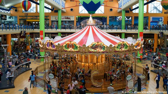 Panama Albrook Shopping Mall in Panama City