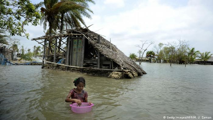 Bangladesh Flut