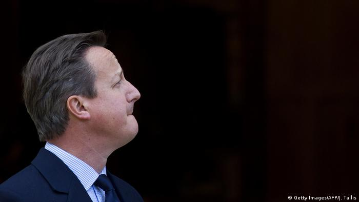 Großbritanniens Premier David Cameron (Foto: Getty Images/AFP